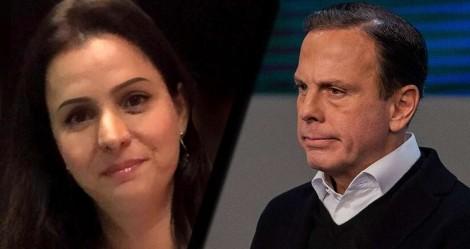 """Advogada recebe """"ameaças"""" a mando de João Dória, não se intimida e manda duro """"recado"""""""