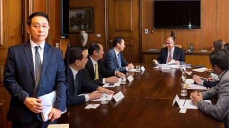 A prisão do chinês que intermediava encontros no Palácio dos Bandeirantes