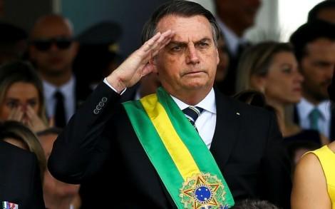 """O plano de """"sequestro"""" do país está em andamento e o preço do resgate é Jair Bolsonaro"""