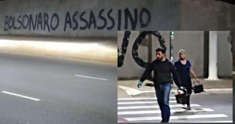 Trama da calúnia contra Bolsonaro é desvendada e todos os envolvidos são identificados (veja o vídeo)