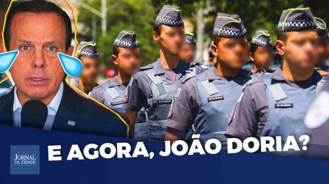 Polícia Militar de São Paulo dá exemplo e se recusa a prender inocentes (veja o vídeo)