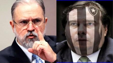 """Aras exige prioridade em investigações que envolvem """"Botafogo"""""""