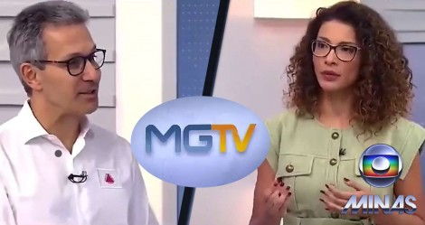 Jornalista da Globo tenta colocar Zema contra Bolsonaro e leva invertida vexatória (veja o vídeo)
