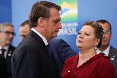 Bolsonaro revela que tem em mãos áudio que desmoraliza e complica Joice (veja o vídeo)