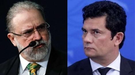 """Aras encara Moro: """"Ninguém está acima da Constituição"""""""