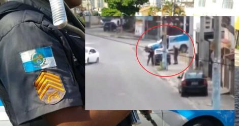 Polícia cancela 5 CPF's de bandidos durante confronto no Rio (veja o vídeo)