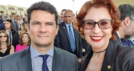 Moro jamais foi amigo de Zambelli, afirma jornalista de O Globo
