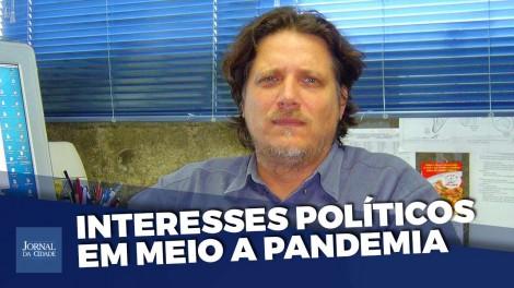"A palavra do renomado virologista Paolo Zanotto: ""A morte como ferramenta política"" (veja o vídeo)"