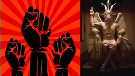 Socialismo e Satanismo: Pilares de uma 'nova ordem mundial'
