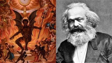 Luciferianismo e Marxismo: Duas faces de uma mesma moeda