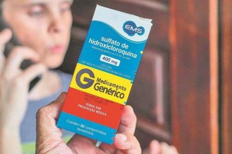 Ministério Público do Piauí quer liminar para uso da hidroxicloroquina na fase precoce do Covid-19 (veja o vídeo)