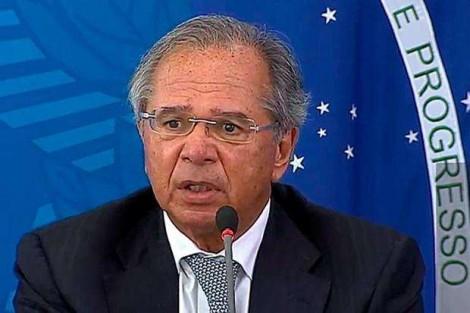 Paulo Guedes mostra uma luz: Ponderado, político, sereno, com dados estatísticos (veja o vídeo)