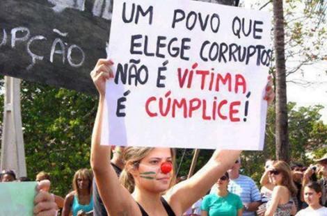 A corrupção e o principio da moralidade eleitoral