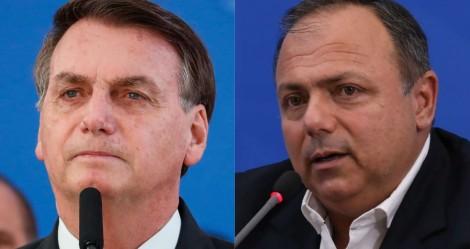 Pazuello apresentou novo protocolo para utilização da cloroquina a Bolsonaro, e novo decreto deve sair hoje