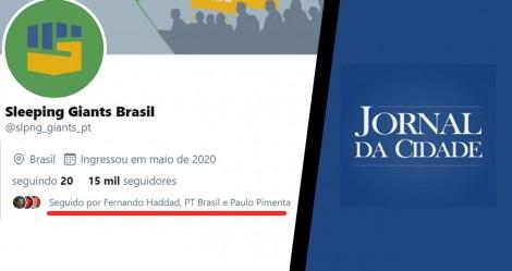 Militantes de esquerda criam perfil anônimo para pressionar boicote de anunciantes ao Jornal da Cidade Online