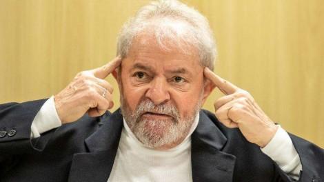 Lula enaltece a natureza pela criação do coronavírus (veja o vídeo)
