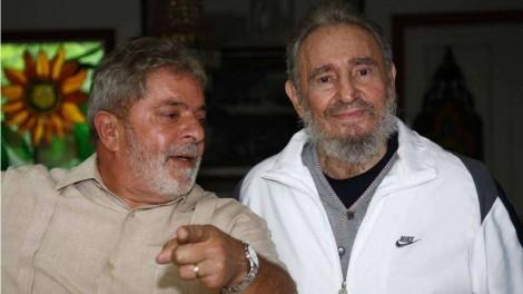 A crueldade do pensamento esquerdista ainda se faz muito lúcida na mente de Lula (veja o vídeo)