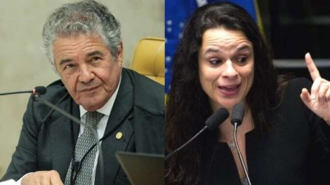 Fotomontagem: Marco Aurélio e Janaína Paschoal