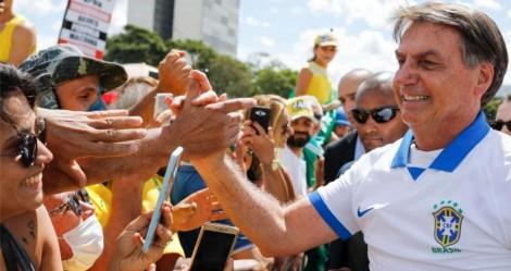 Bolsonaro e o resgate do patriotismo