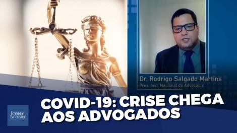 Pandemia atinge Judiciário e complica vida dos advogados (veja o vídeo)