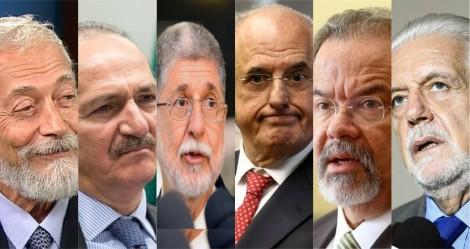 """Coronel revela verdades sobre os ex-ministros que se declaram """"preocupadíssimos"""" com possível """"GOLPE MILITAR"""""""