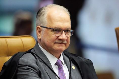 """Fachin manda para o plenário pedido de suspensão do inquérito da """"Censura"""""""