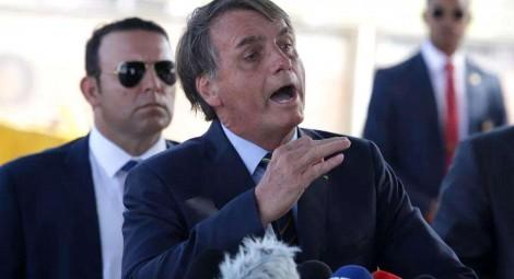 Bolsonaro furioso no discurso mais importante da história defendendo a liberdade de expressão (veja o vídeo)