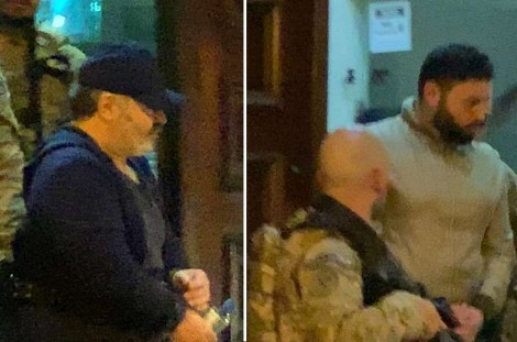 Pai e filho, integrantes de máfia italiana parceira do PCC, serão finalmente extraditados (veja o vídeo)