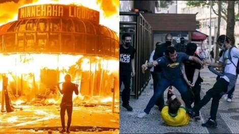 """O crime compensa e a democracia é desprezada em nome de uma """"demo-cracia"""""""