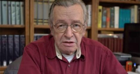 """Olavo de Carvalho afirma que """"está cem por cento com Bolsonaro"""" (veja o vídeo)"""