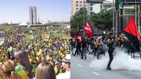 Diferença entre jogo democrático e combate ao crime