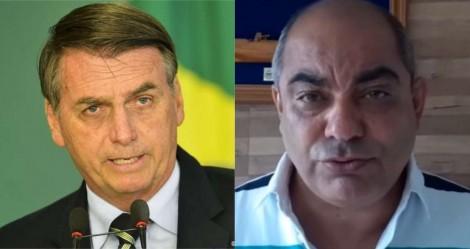 Autor de livro sobre Bolsonaro consegue reescrever trechos apreendidos pela PF (veja o vídeo)