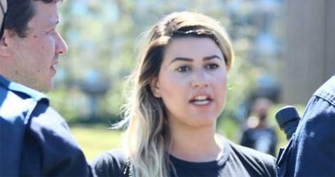 Sara Winter é transferida para presídio feminino e sofre ameaças de facções criminosas
