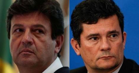 """Mandetta comenta sobre possível chapa com Moro em 2022: """"Vai que rola"""""""