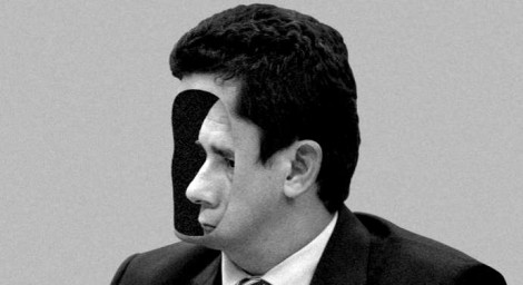 O que será de Sérgio Moro? No meio do caminho tinha uma máscara...