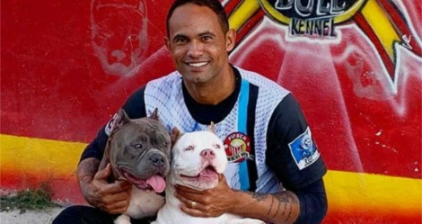 Ex-goleiro Bruno faz propaganda de canil e causa repulsa