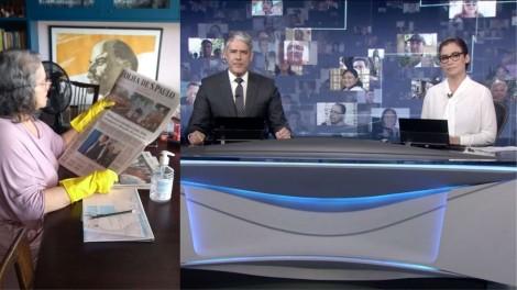 """Carta aberta à """"velha guarda""""... A turma que ainda assiste a Globo, lê a Folha, o Estadão e a Veja"""