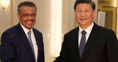 """Diretor da OMS sai em defesa da China: """"Não podemos criticar a China e dizer que eles não reagiram a tempo"""""""