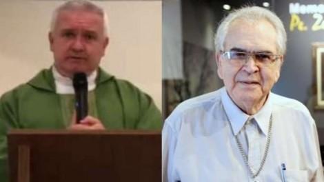 """Padre militante ofende Bolsonaro e é repreendido por Padre Zezinho: """"não use o púlpito para dividir o povo católico"""" (veja o vídeo)"""