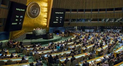 A opinião de quem trabalha há 27 anos na sede na ONU: Se a Gente Acabasse com a ONU, o Mundo Ficaria Melhor?
