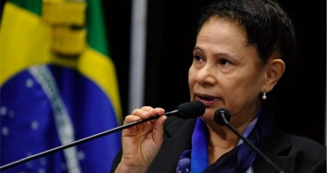Ex-senadora petista, num 'relampejo' de sinceridade, reconhece boas iniciativas e popularidade de Bolsonaro (veja o vídeo)