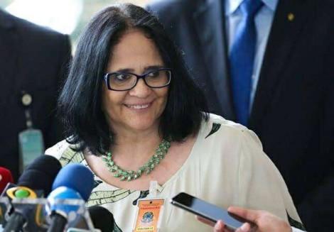 Damares, a nova vítima do absolutismo judicial