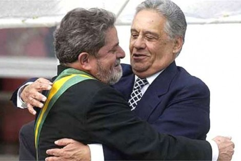 "As entranhas do ""Pacto de Princeton"" entre Lula e FHC"