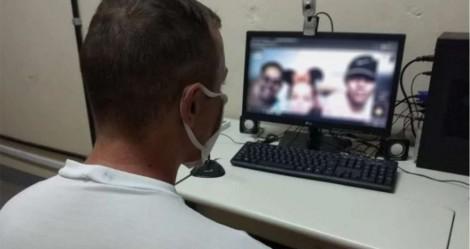"""Em meio a tantos problemas, presos de SP são beneficiados com """"visitas virtuais"""""""