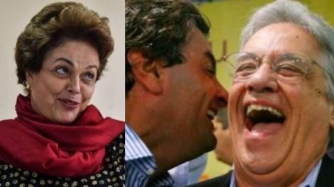 A Lava Jato, o trabalho relevante e a blindagem das facções de Dilma e do PSDB