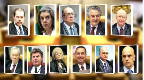 Por que os ministros do STF trabalham contra o Brasil?