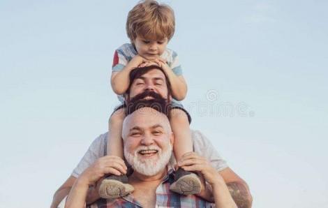 O amor do pai pode salvar o mundo
