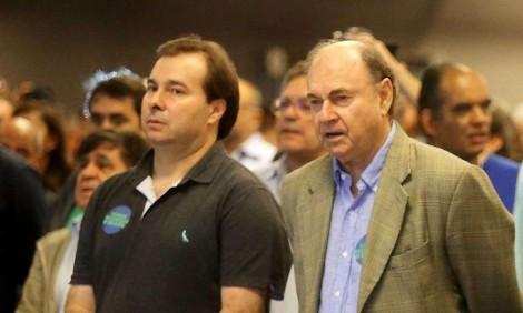Pai de Rodrigo Maia é condenado por improbidade administrativa e tem os direitos políticos suspensos