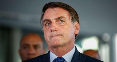 """Diante de outros presidentes, Bolsonaro garante: """"A amazônia não arde em fogo"""" (veja o vídeo)"""