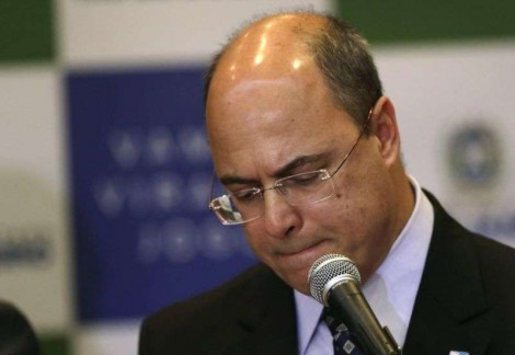 Witzel na corda bamba: Delator tem conversas gravadas com o governador